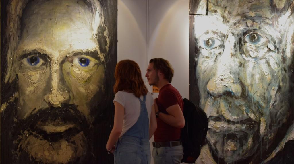 Museumplein Art Expo 2017 ArtSquare iAmsterdam