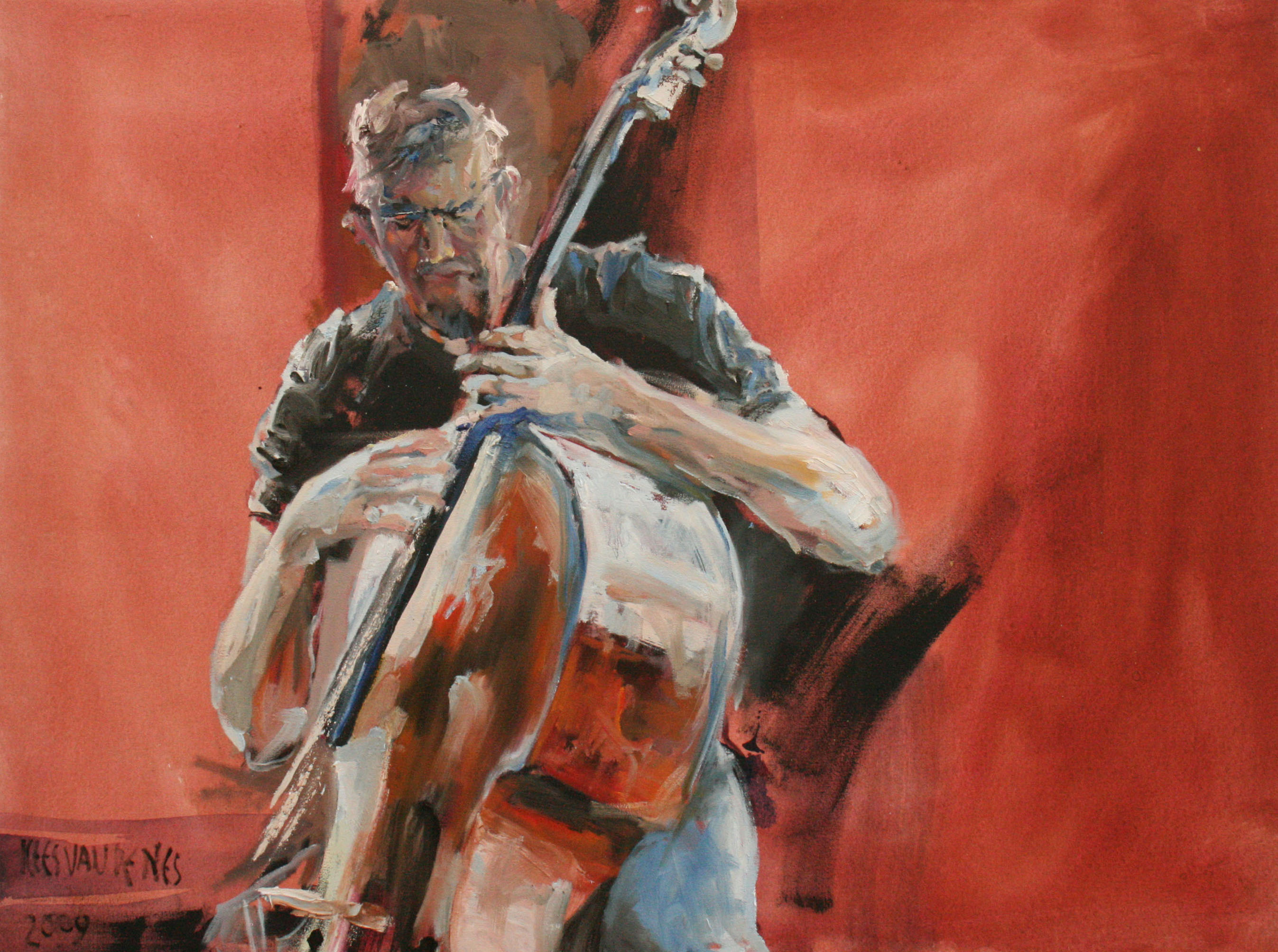 hr Jazz serie bassist3 80x60